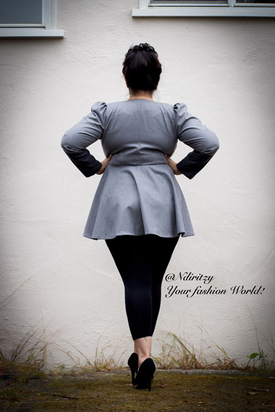 1f8d5ad543221 Two tone grey coat - NdiRitzy