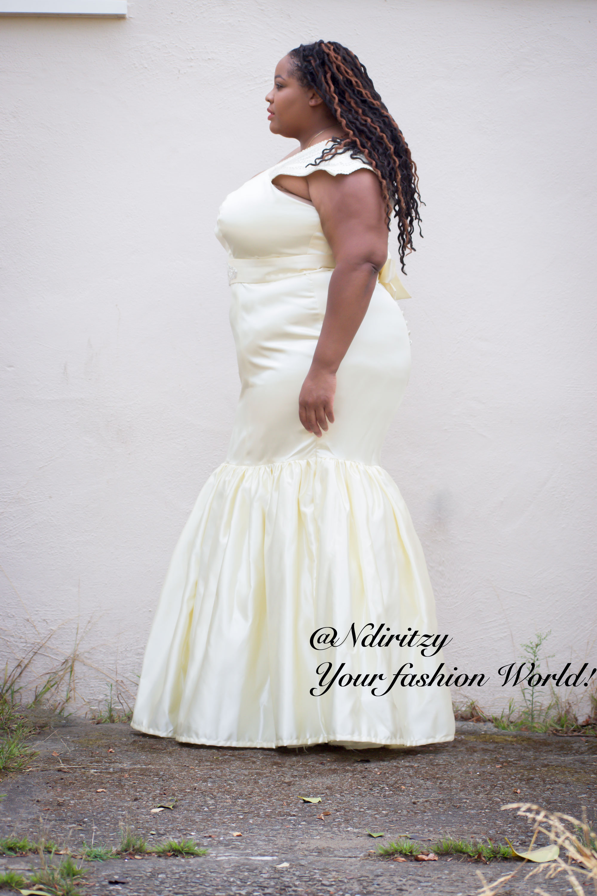 Plus size bridal gown – NdiRitzy