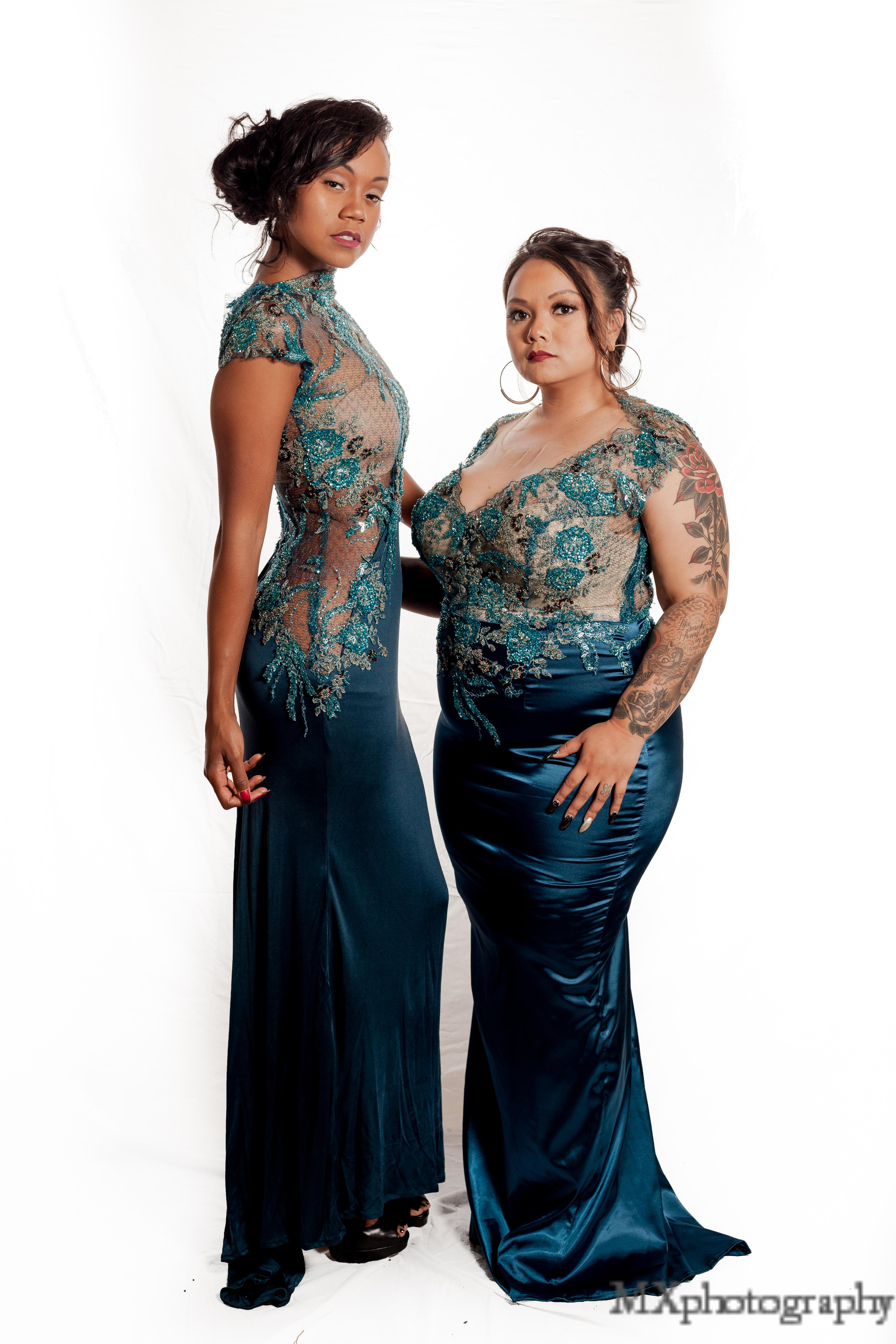 29eea9c25cb9d3 Plus size couture dress - NdiRitzy